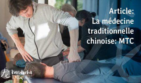 La médecine Traditionnelle Chinoise (MTC), Formation à une acupuncture sans aiguilles