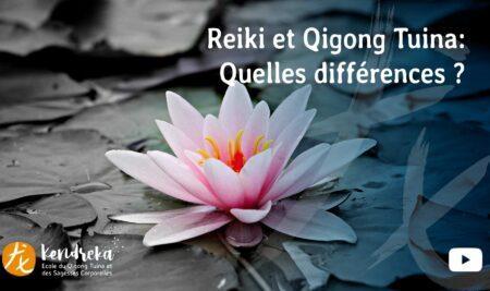Reiki et Qigong Tuina: Quelles différences ?
