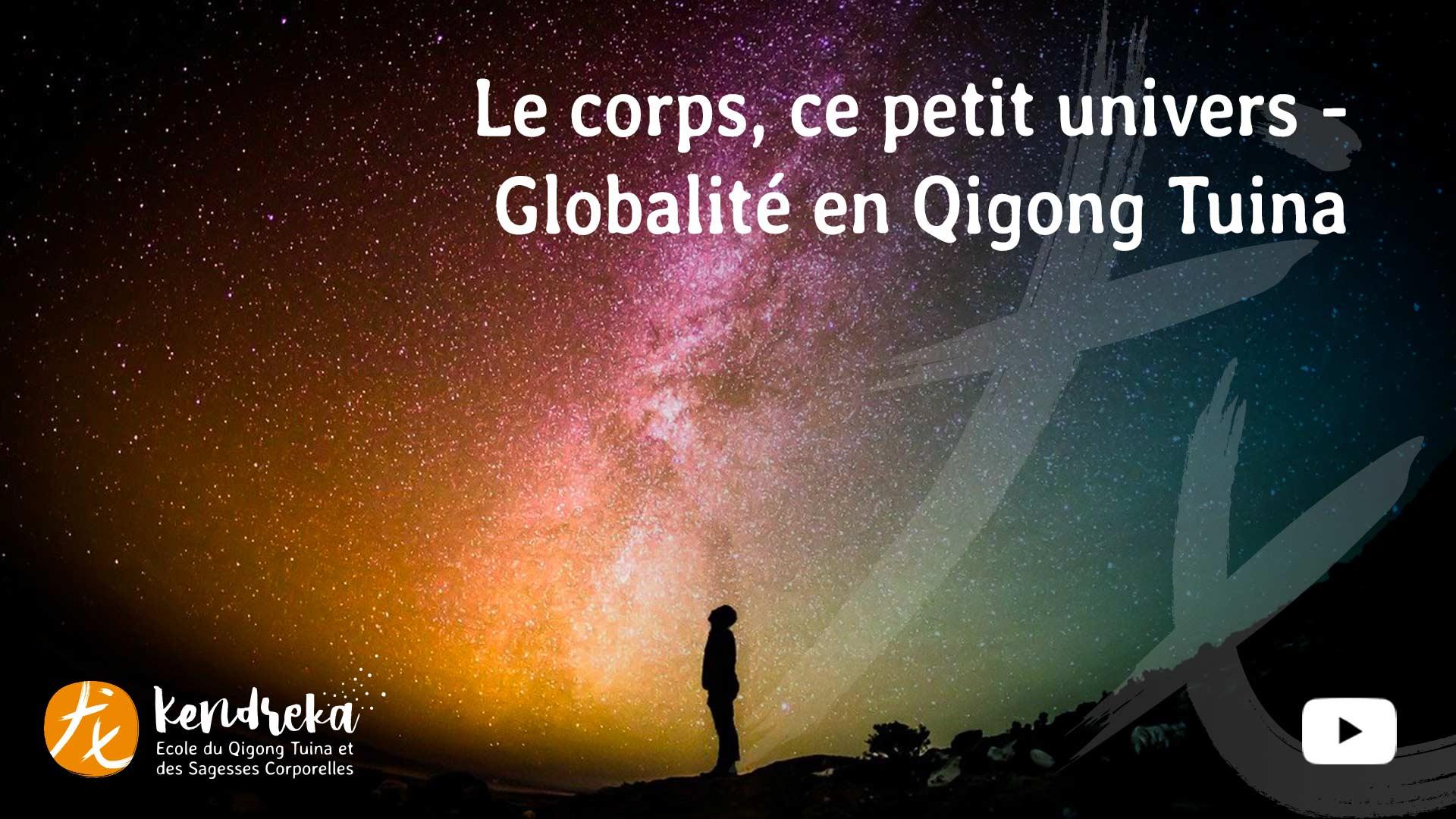 Vidéo: Le corps, ce petit univers - Globalité en Qigong Tuina